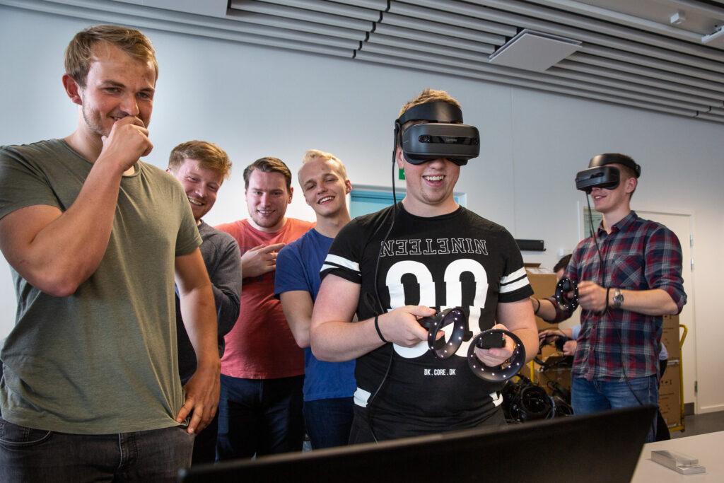 VR undervisning