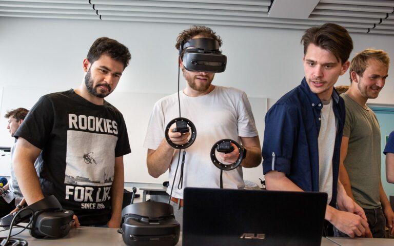 Studerende elev VR